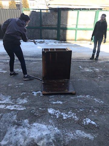Brittany sledgehammer HL 2020